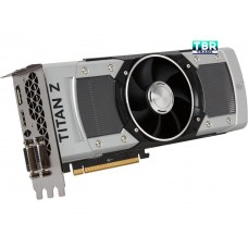 EVGA GeForce GTX TITAN Z 12G-P4-3992-KR 12GB SC Gaming Fastest NVIDIA GPU Graphics Card