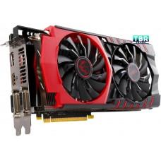 MSI Radeon R9 390 DirectX 12 R9 390 GAMING 8G 8GB 512-Bit GDDR5 PCI Express 3.0 HDCP Ready CrossFireX Support Video Card