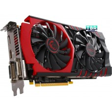 MSI Radeon R7 370 DirectX 12 R7 370 GAMING 4G 4GB 256-Bit GDDR5 PCI Express 3.0 x16 HDCP Ready CrossFireX Support ATX Video Card