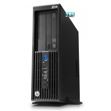 Refurbished HP Z230 Small Form Factor Workstation 1 x Intel Core i5 i5-4570 3.2GHz 500G 4G Win7