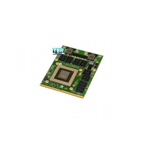 Nvidia Quadro K5000M 4GB Dell Precision M6700 M6800 GDDR5