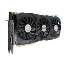 MSI GeForce GTX 1080 Ti DirectX 12 GTX 1080 TI DUKE 11G 11GB 352-Bit GDDR5X PCI Express 3.0 x16 HDCP Ready SLI Support Plug-in Card Video Card