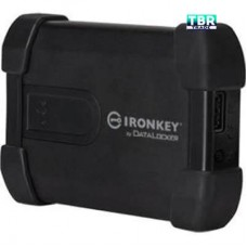 IronKey Enterprise H300 Hard Drive 500 GB USB 3.0 MXKB1B500G5001-E external