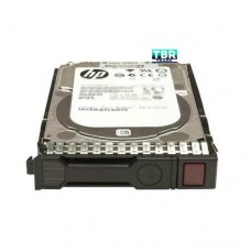 HPE hard drive 4TB SAS 12Gb/s 765257-B21 7200 rpm with HP SmartDrive carrier