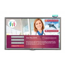 LG ELECTRONICS 32LX570M Healthcare HDTV 32 in. LED LCD Flat Screen