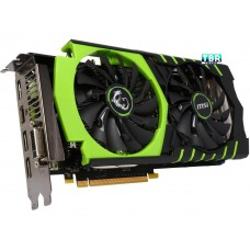 MSI GeForce GTX 960 DirectX 12 GTX 960 GAMING 100ME 2GB 128-Bit GDDR5 PCI Express 3.0 x16 HDCP Ready SLI Support ATX Video Card