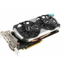 MSI GeForce GTX 970 DirectX 12 GTX 970 4GD5T Titanium OC 4GB 256-Bit GDDR5 PCI Express 3.0 x16 HDCP Ready SLI Support ATX G-SYNC Support Video Card