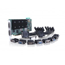 Matrox Mura MPX-4/4 Video Wall Controller Board Card