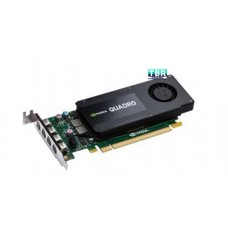 HP Nvidia Quadro K1200 4GB GDDR5 Mini DP Video Graphics Card 846583-001 T7T59AA