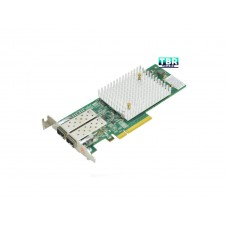 Brocade 18602 40-1000556-07 Dual Port 10GB PCI-E X 8 Optics Card 80-1004853-04