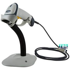 Zebra LS2208 Barcode Scanner LS2208-1AZU0300SR 100 scan / sec Decoded USB