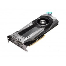NVIDIA GeForce GTX 1080 Founders Edition 8GB GDDR5X PCI Express 3.0 Graphics Card