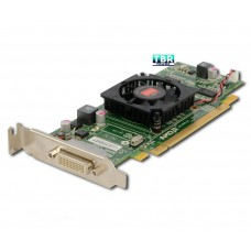 Refurbished AMD Radeon 512MB HD5450 Video Graphics Card PCIe DMS59 Dual VGA DVI Low Profile
