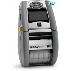 Zebra QLn220 Mobile Label Printer QH2-AUNA0M00-00 Wireless Bluetooth 203 dpi