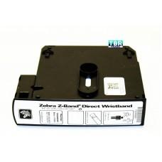 Zebra 10010951K Z-Band Comfort Direct Thermal Wristband Cartridge LOT of 3