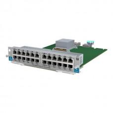 HPE J9550A 24-port Gig-T v2 zl Module for E5400/E8200 Series ZL Switches