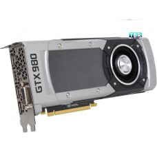 EVGA GeForce GTX 980 04G-P4-2980-KR 4GB gaming silent cooling graphics card