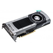NVIDIA 900-1G401-2500-000 GeForce GTX 980 4GB GDDR5 PCI express 3.0 graphics card
