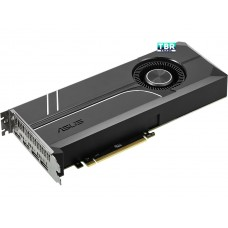 ASUS GeForce GTX 1080 Ti DirectX 12 TURBO-GTX1080TI-11G 11GB 352-Bit GDDR5X PCI express 3.0 HDCP ready SLI support video card