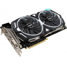 MSI GeForce GTX 1080 DirectX 12 GTX 1080 ARMOR 8G OC 8GB 256-Bit GDDR5X PCI express 3.0 x16 video card