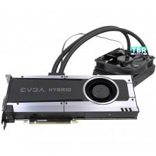 EVGA 08G-P4-6188-KR GeForce GTX 1080 hybrid gaming graphics card