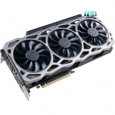 EVGA GeForce GTX 1080 Ti FTW3 elite gaming silver 11G-P4-6796-KR graphics card