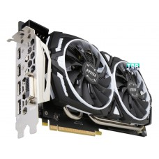 MSI GeForce GTX 1080 Ti DirectX 12 GeForce GTX 1080 TI ARMOR 11G OC 11GB 352-Bit GDDR5X PCI express 3.0 x16 HDCP ready SLI support video card