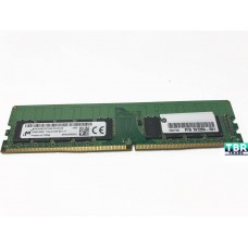 HP MTA18ASF2G72AZ 16GB 2RX8 PC4-17000 DDR4-2133MHz Memory Module N0H88AT