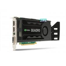 HP NVIDIA Quadro K4000 Graphics card GPU 3GB GDDR5 PCIe x16 2.0 x16 Video card
