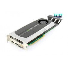 PNY NVIDIA Quadro 6000 6GB DDR5 VCQ6000-PB Professional GPU Video Card 3D Design