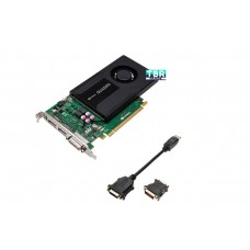 DelL NVIDIA Quadro K2000 2GB GDDR5 2.0 X16 DP DVI Video Graphics Card 0JHRJ