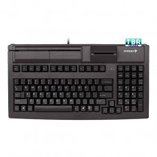 CHERRY MX7040 Keyboard English US G80-7040LUVEU-2 Magnetic Stripe Reader