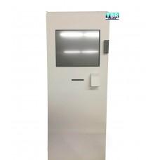 "Pioneer 17"" kiosk 4gb win7 MSR DS457 CCO-QP45YC-K3"