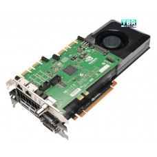 PNY Video Card VCQK6000SYNC-PB Quadro K6000 Sync 12GB GDDR5 PCI Express 2.0 DVI-DL/DisplayPort 1.2