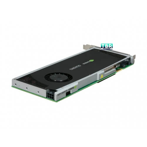 HP Nvidia Quadro 4000 2GB 616076-001 PCI-E 2 0 GDDR5 Video