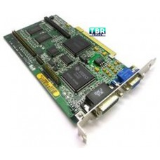 Matrox 5064-0285 -2MB PCI Video Graphics Card 576-06 REV.B MGI MGA-MIL/2/HP5 D3568-69006