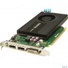 HP Quadro K2000 C2J93AT 2GB 128-bit GDDR5 PCI Express 2.0 x16 Plug-in Card Graph Smart Buy