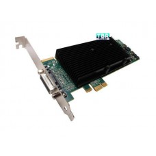 Matrox M9120-E512LAU1F 512MB GDDR2 PCI Express x1 Low Profile Workstation Video Card