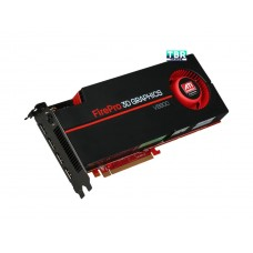 AMD FirePro V8800 100-505603 2GB 256-bit GDDR5 PCI Express 2.0 x16 CrossFire Supported Full Height Full Length Workstation Video Card