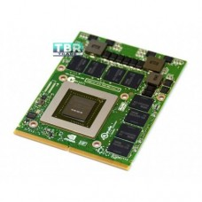HP 700107-001 Quadro K4000M N14E-Q3-A2 4GB 256-bit GDDR5 MXM 3.0 Graphics Card OEM