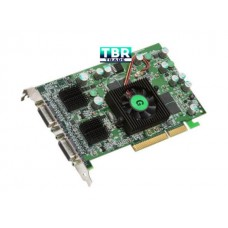 Matrox QID-QDA8X128F 128MB AGP 8X Low Profile Workstation Video Card