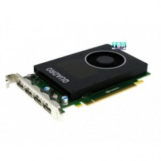 Lenovo Quadro M2000 Graphic Card 4 GB GDDR5 PCI Express 3.0 x16 Single Slot Space Required