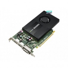 Lenovo Quadro K2200 Graphic Card 1.05 GHz Core 4 GB GDDR5 PCI Express 2.0 x16