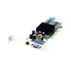 EVGA GeForce MX4000 DirectX 7 128-A8-NV96-LX 128MB 64-Bit DDR AGP 4X/8X Low Profile Video Card