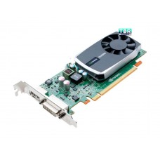 PNY VCQ600-PB Quadro 600 Graphic Card 1 GB GDDR3 SDRAM Displayport Dual Link DVI Supported