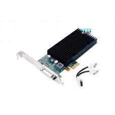 PNY Video Card VCNVS300X1-PB NVIDIA Quadro NVS 300 x1 PCI Express 512MB DDR3 DMS-59 to Dual DVI/VGA