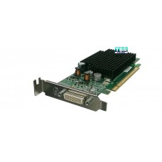 ATI Radeon X600 Computer Graphics Video Card Low Profile 256MB 102A6290800 0G9184