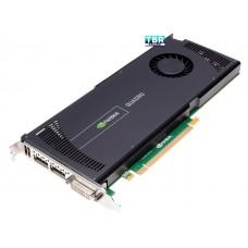 Dell NVIDIA QUADRO 4000 2GB GDDR5 X1 Video Card V2 731Y3