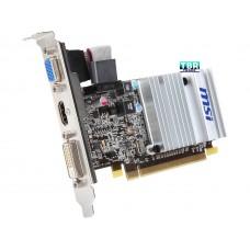MSI Radeon HD 5450 DirectX 11 R5450-MD1GD3H/LP 1GB 64-Bit DDR3 PCI Express 2.1 x16 HDCP Ready Low Profile Video Card