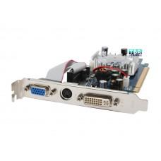 3D Fuzion GeForce 6200LE TC DirectX 9 3DFR6200LEE 256MB (128MB on Board) 64-Bit DDR PCI Express x16 Video Card